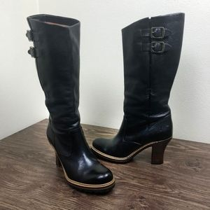 Frye Mildred Engineer Boot (EUC)